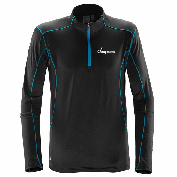 Compassion Men's Pulse Fleece + H2X-DRY® Pullover