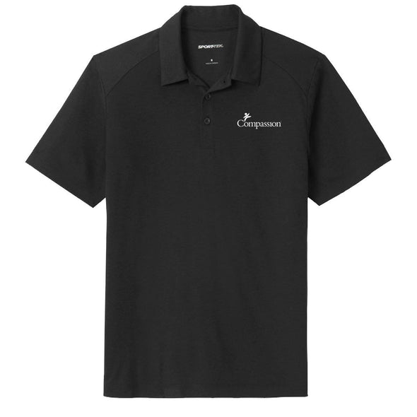 Compassion Triblend Polo