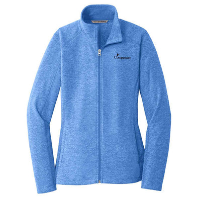 Compassion - Ladies Zip Jacket