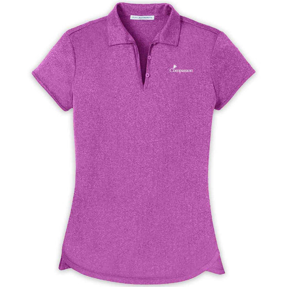 Compassion - Ladies Trace Polo