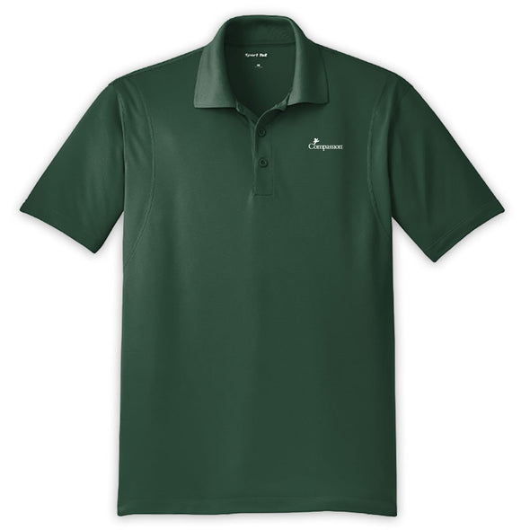 Compassion - Mens Sportwick Polo