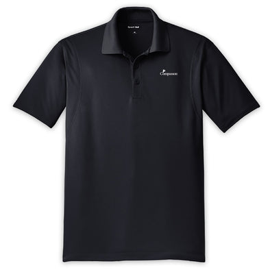 Compassion - Mens Sportwick Polo Small / Black Apparel