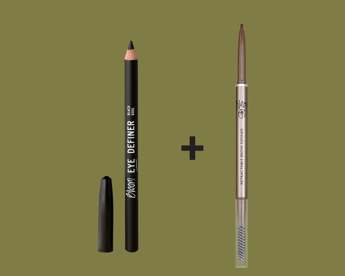 Value Pack: Brow Definer + Eye Definer