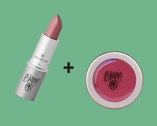Value Pack: Lipstick + Sheer Colour Cream