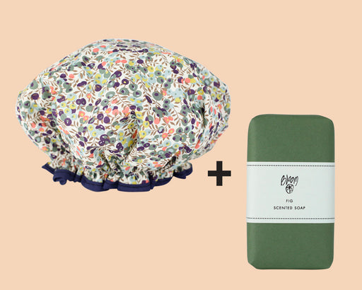 Value Pack: Shower Cap + Soap