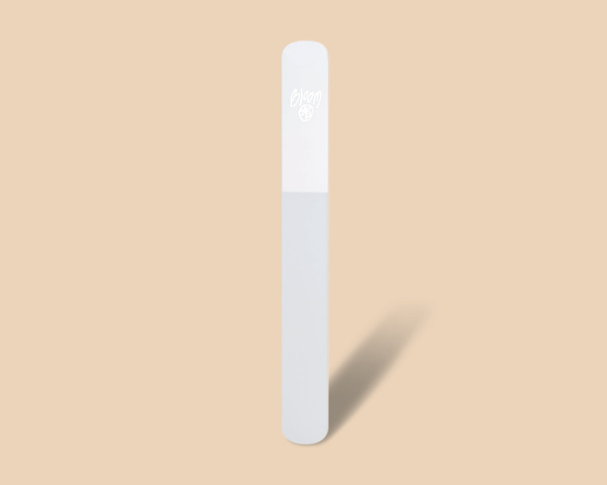 Crystal Nail File - bloomcosmetics.com