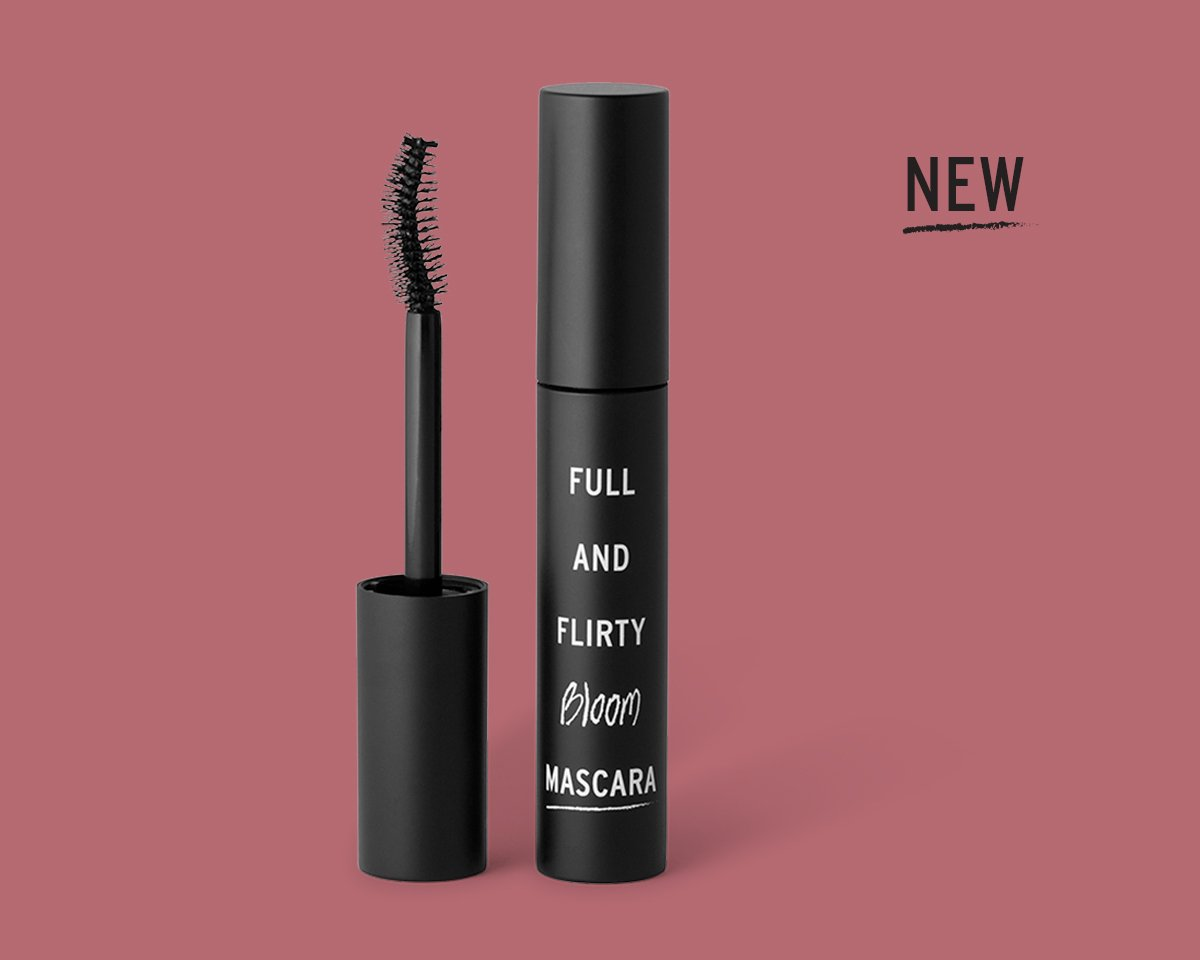 Full and Flirty Mascara NEW - bloomcosmetics.com