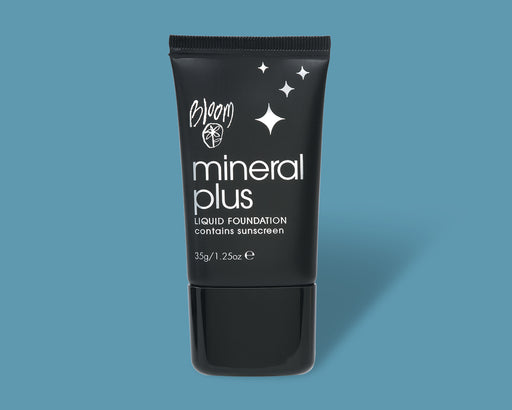 Mineral Liquid Foundation - bloomcosmetics.com