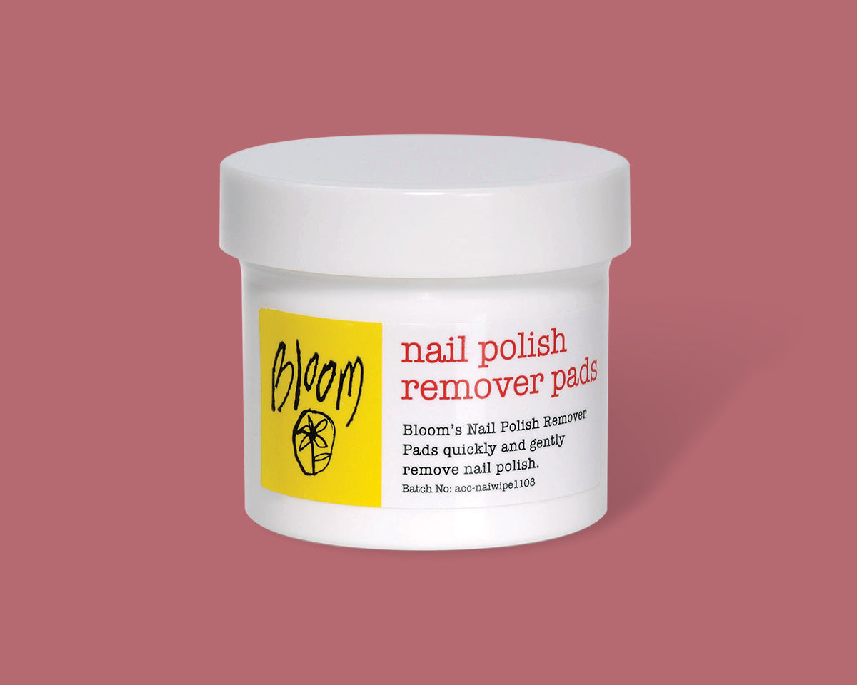 Nail Polish Remover Wipes - bloomcosmetics.com