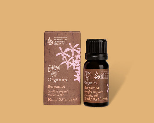 Organic Essential Oil Bergamot - bloomcosmetics.com
