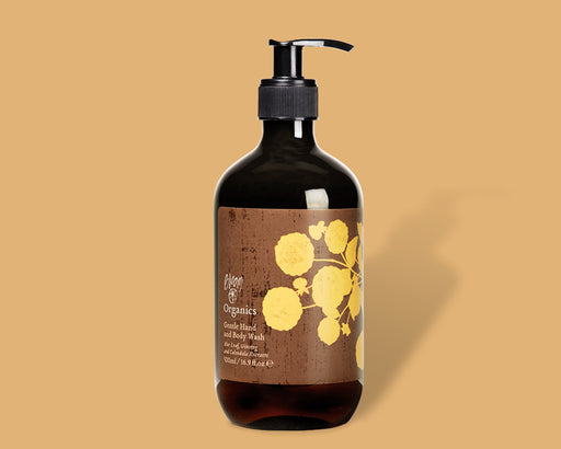 Organic Hand and Body Wash - bloomcosmetics.com