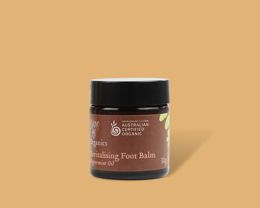 Organic Revitalising Foot Balm - bloomcosmetics.com