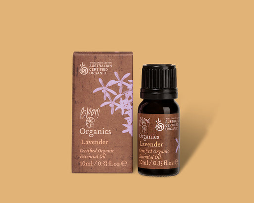 Organic Essential Oil Lavender - bloomcosmetics.com