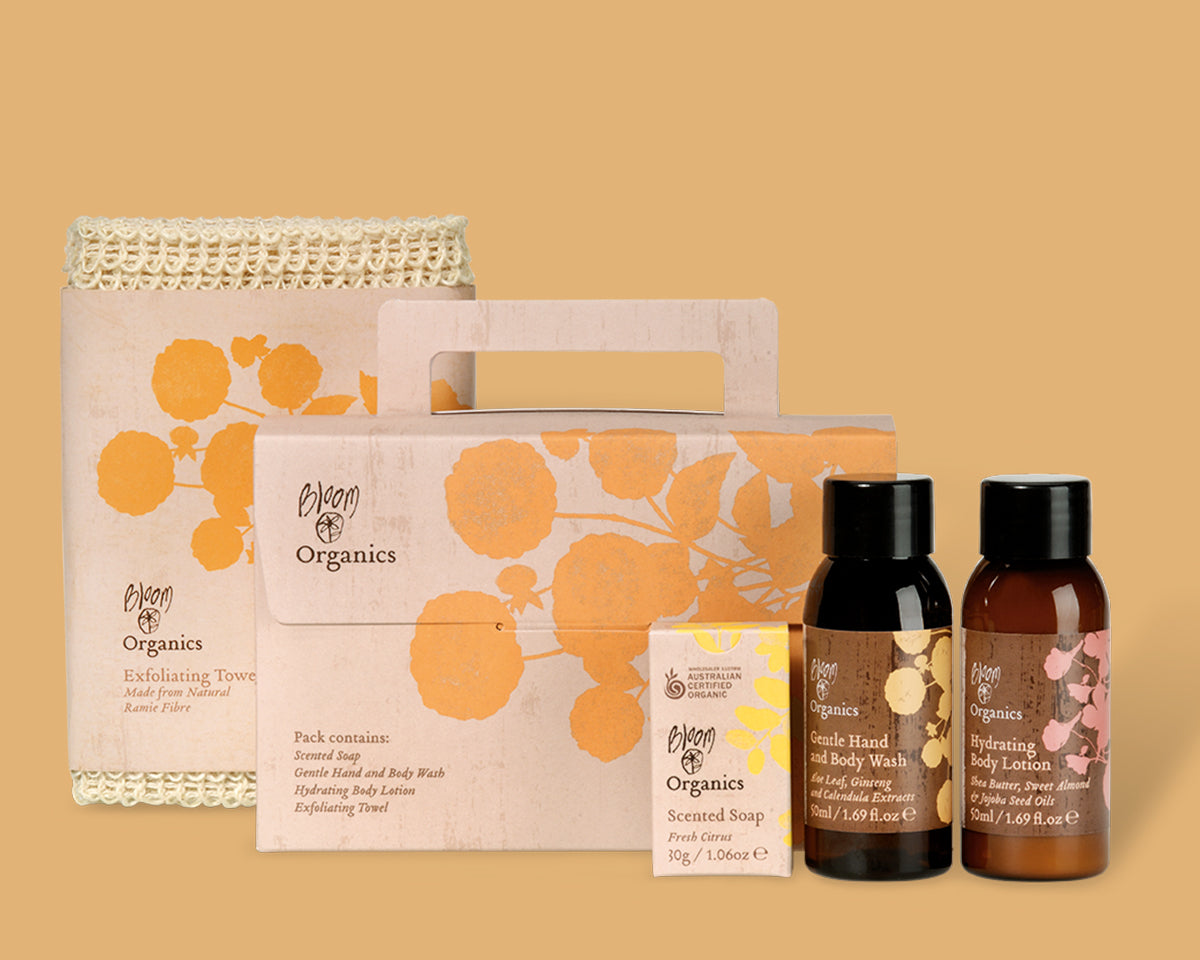 Organic Pack - bloomcosmetics.com