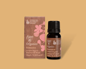 Organic Essential Oil Blend Romance - bloomcosmetics.com