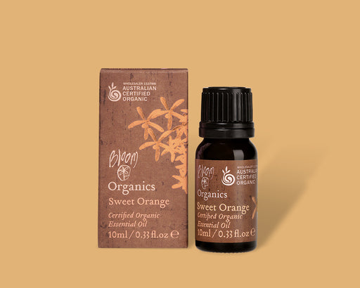 Organic Essential Oil Sweet Orange - bloomcosmetics.com