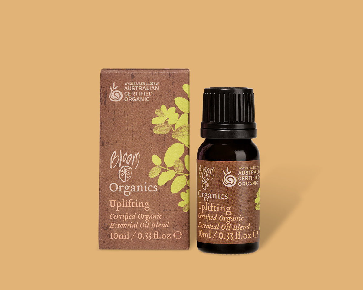 Organic Essential Oil Blend Uplifting