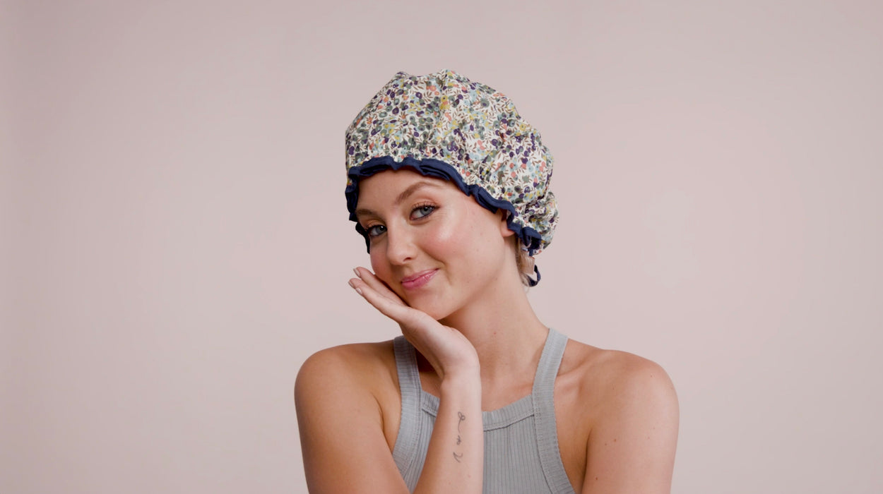 Shower Cap - bloomcosmetics.com