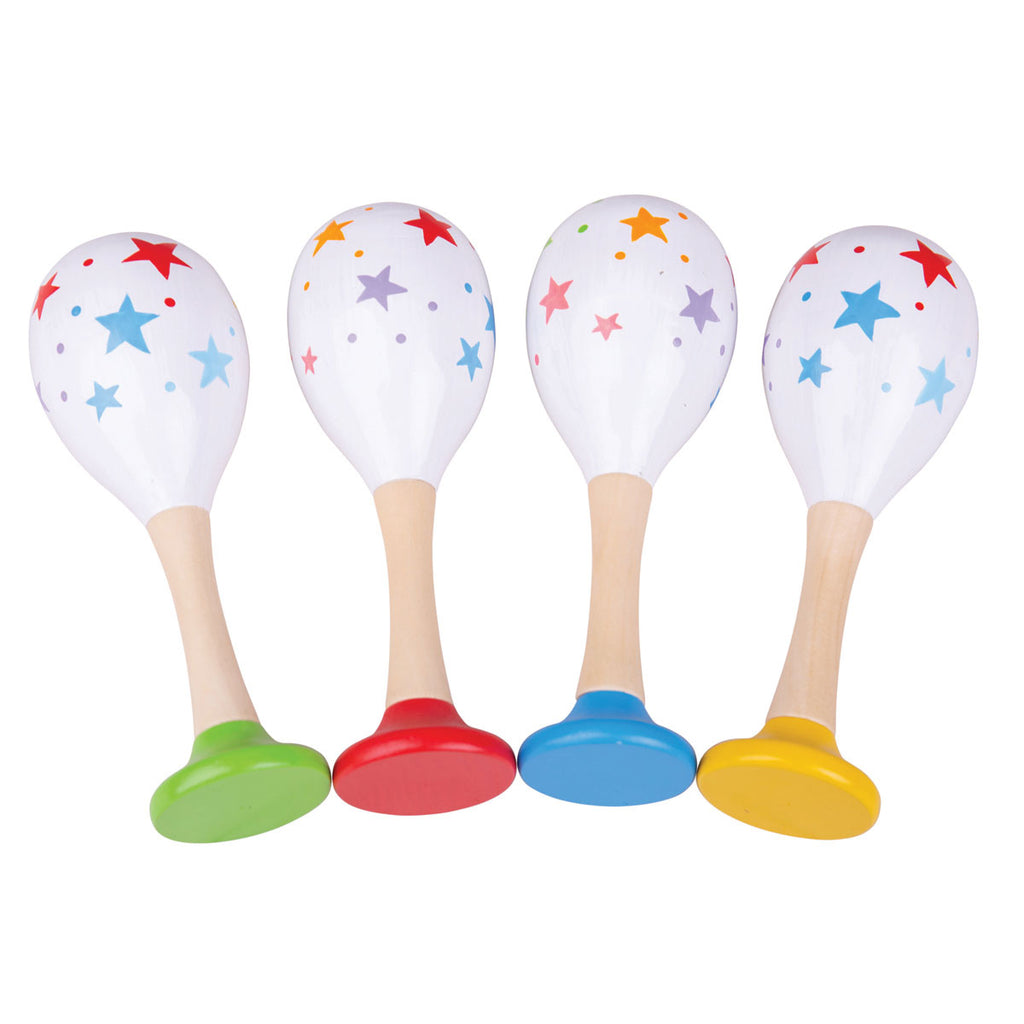 Image of Big Jigs Junior Maraca (pairs)