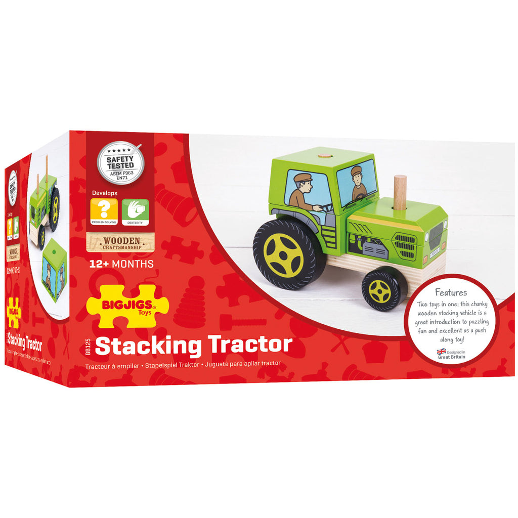 Image of Big Jigs Stacking Tractor