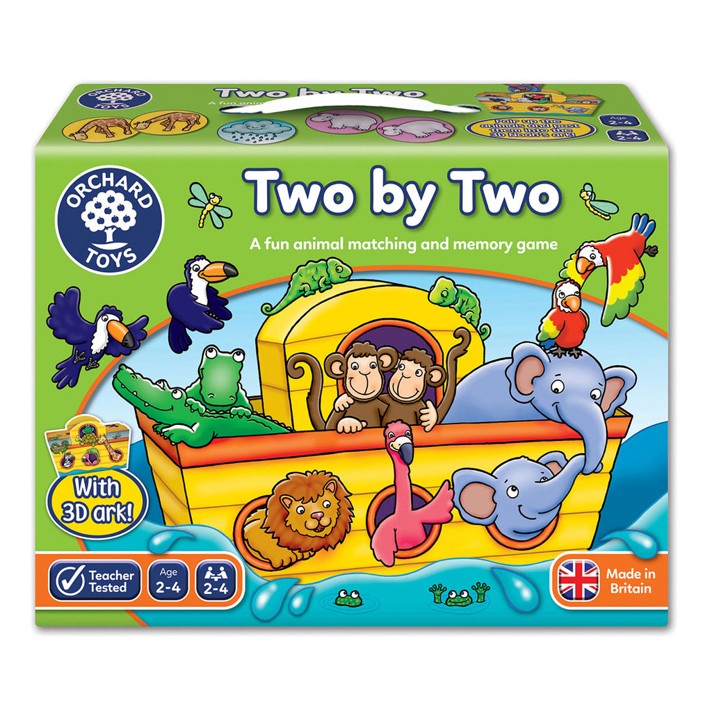 Image of Orchard Toys Two by Two