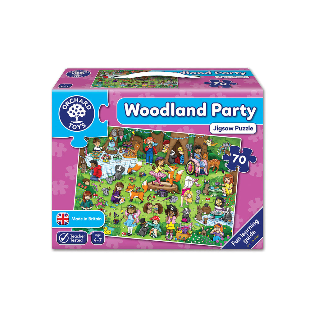 Image of Orchard Toys Woodland Party