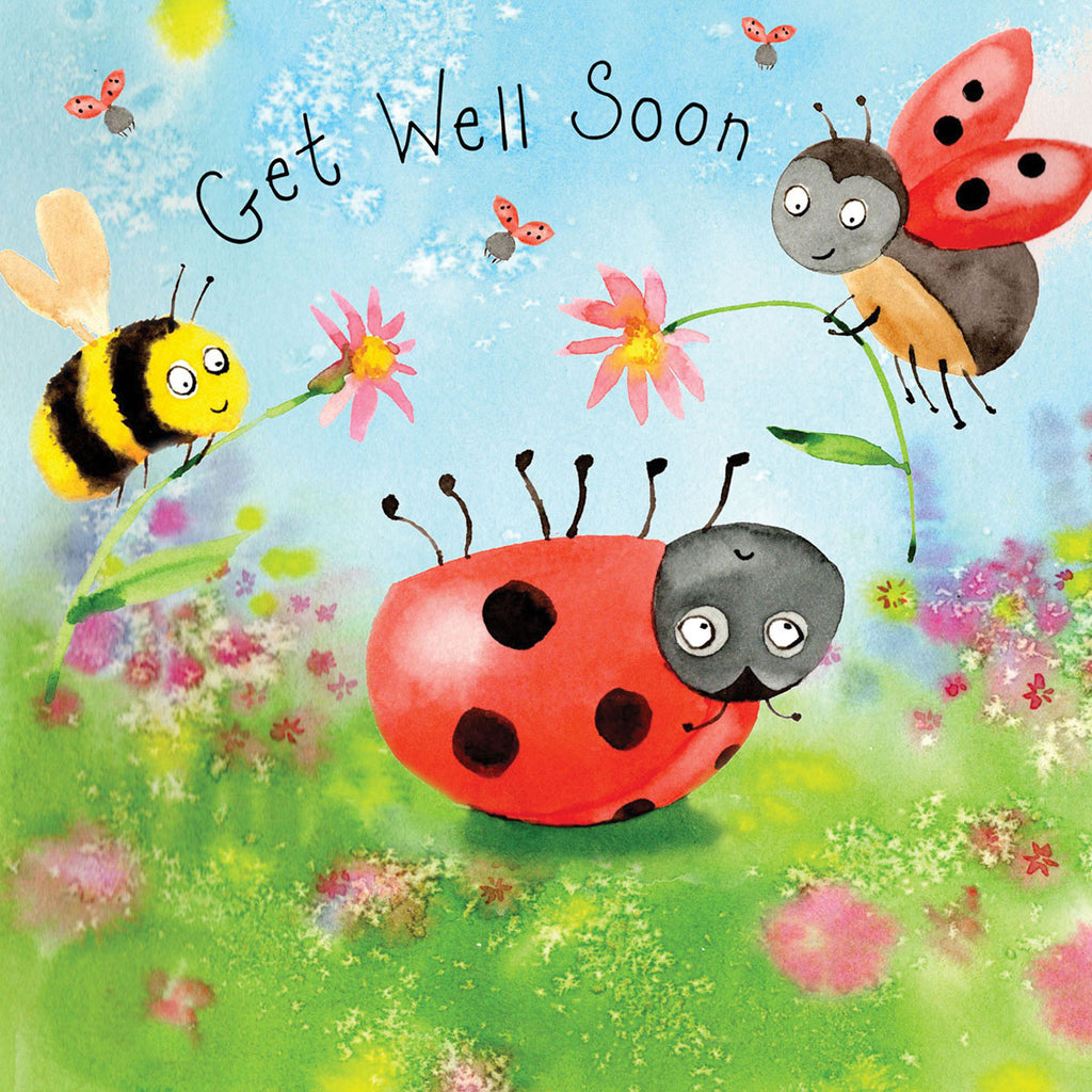 Image of Twizler Cards Fizzle & Pop Get Well Soon