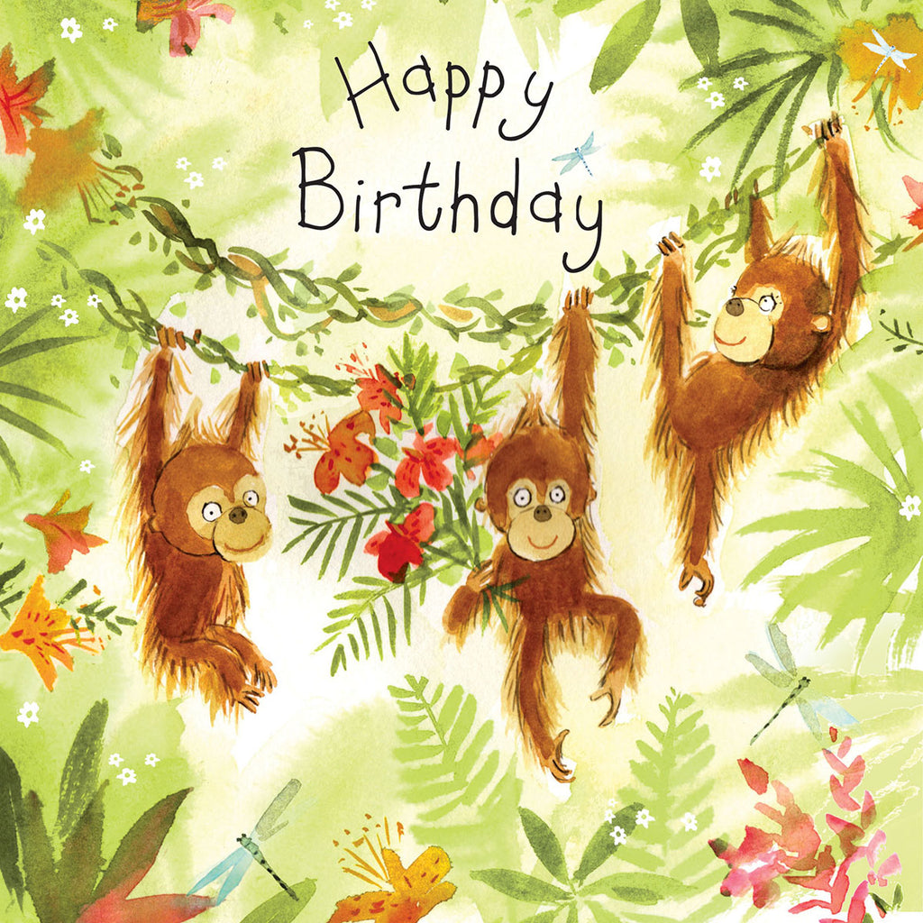 Image of Twizler Cards Fizzle & Pop Happy Birthday FIZ22