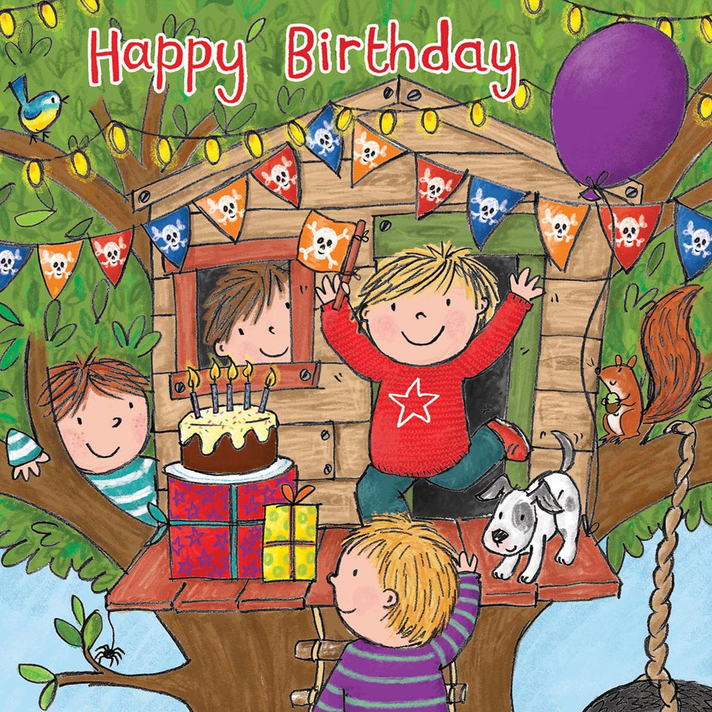 Image of Twizler Cards Maisie & Milo Happy Birthday TW708