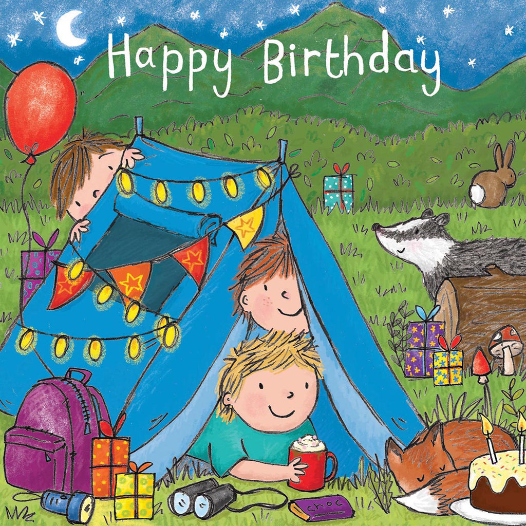 Image of Twizler Cards Maisie & Milo Happy Birthday TW709