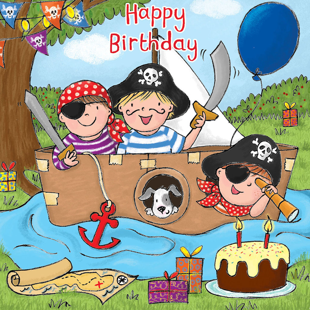 Image of Twizler Cards Maisie & Milo Happy Birthday TW726
