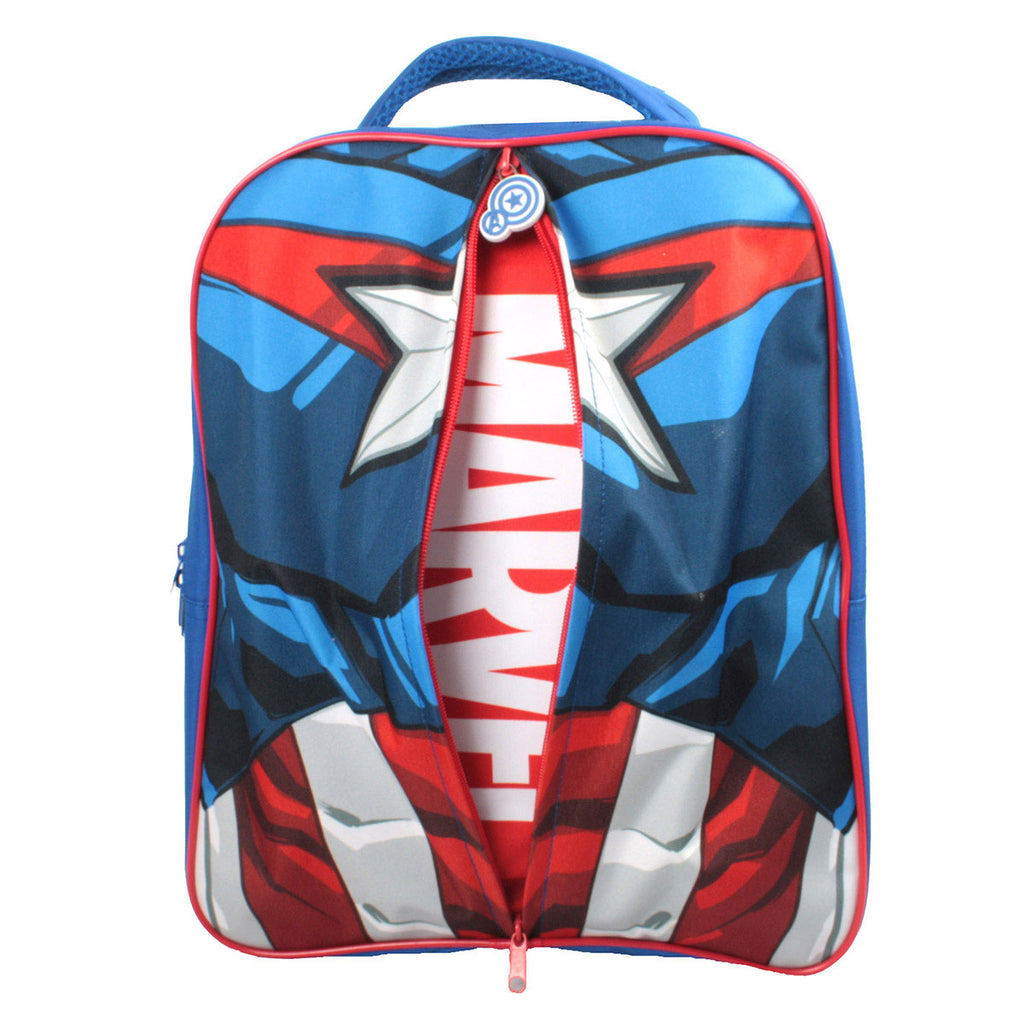Image of William Lamb Bags Avengers Torso Zip Bag