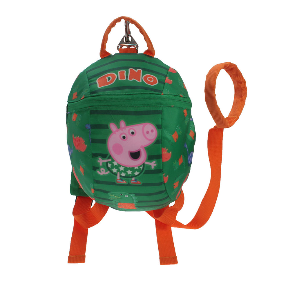 Image of William Lamb Bags Peppa George Bag with Reins