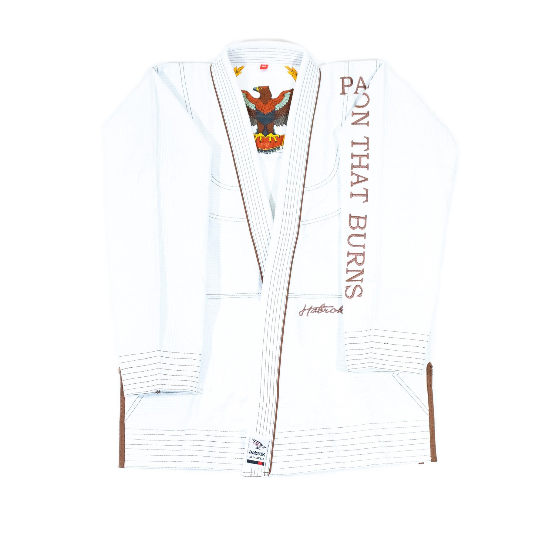 Passion 2.0 | Pro Comp | Signature GI | Youth | White