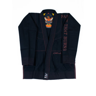 Passion 2.0 | Pro Comp | Signature GI | Youth | Black