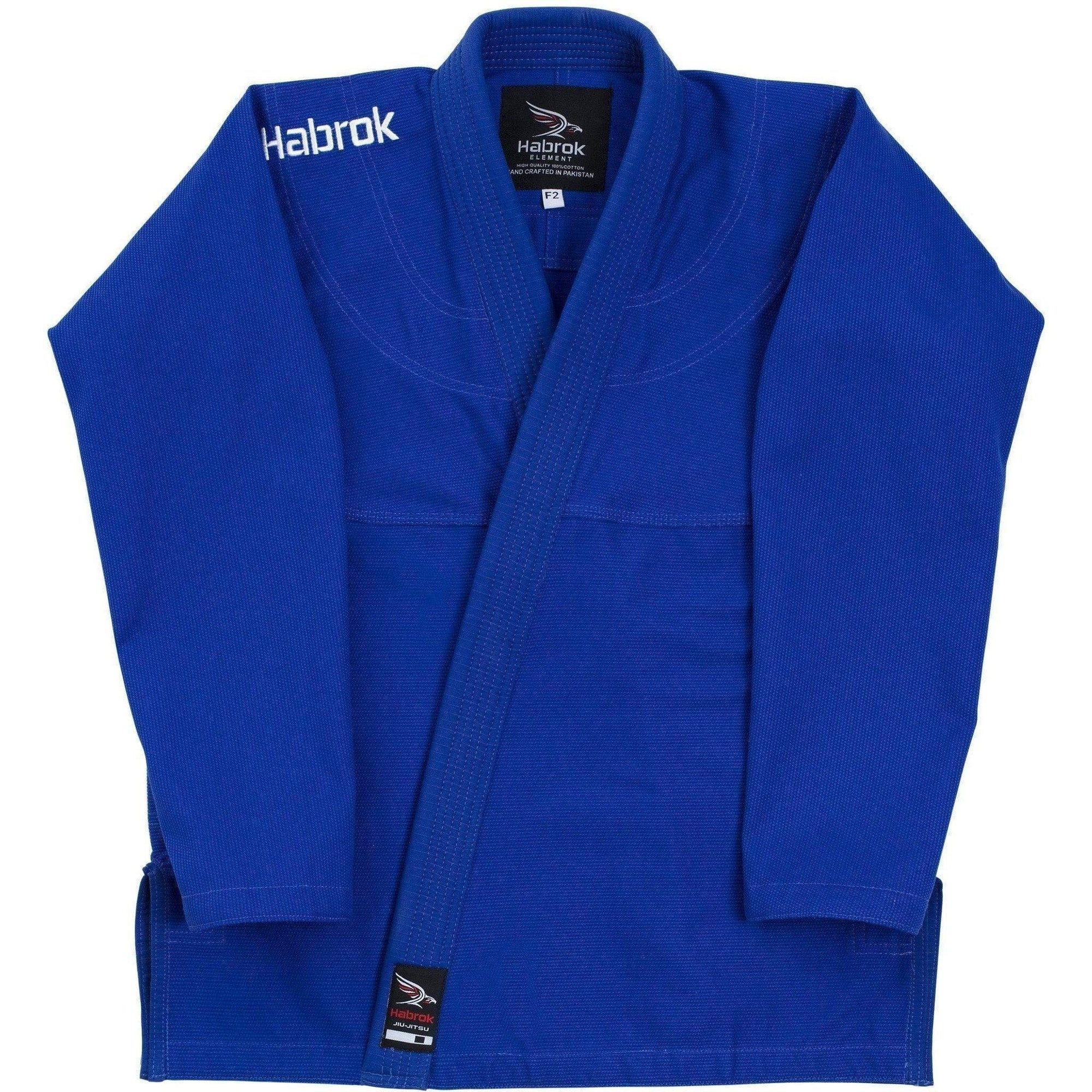 Habrok Jiu Jitsu Gi F0 / Blue Element Gi | Women 680334793788
