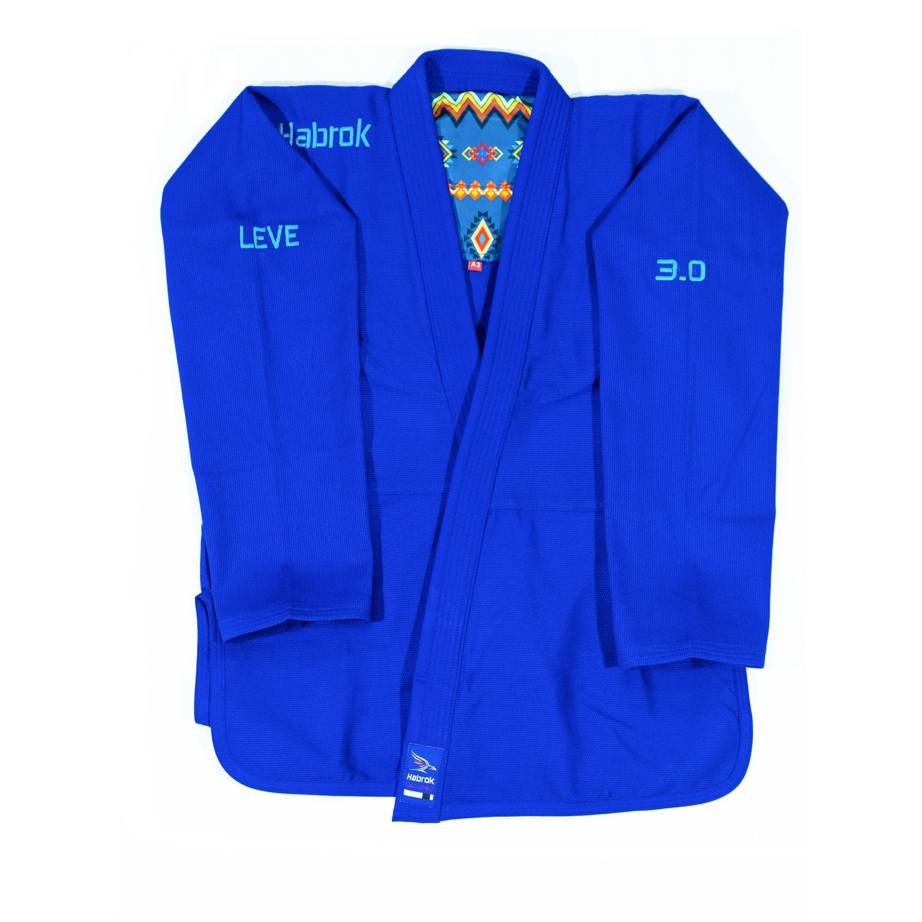 Leve 3.0 | Premium Ultra Light | BJJ GI | Men | Blue