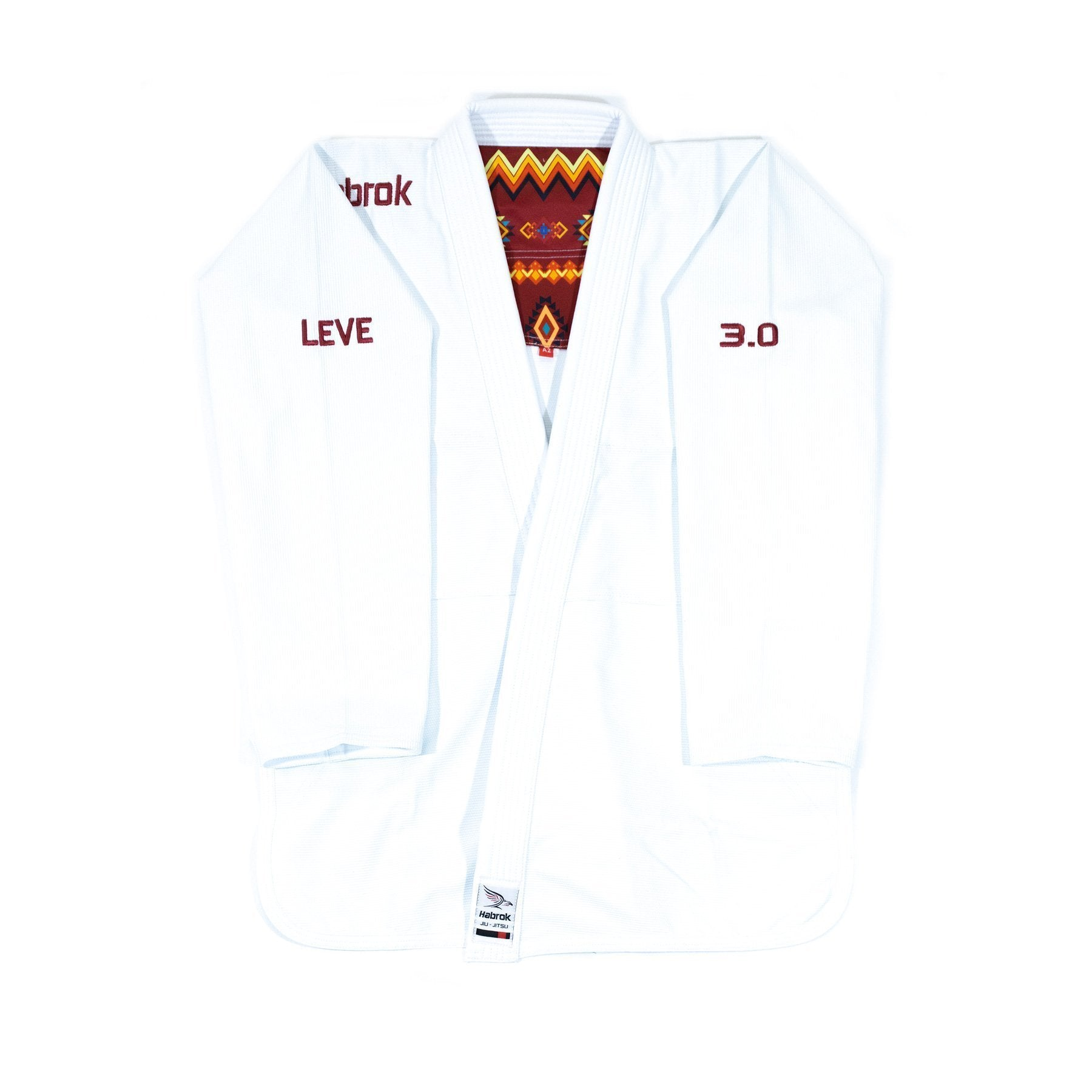 Leve 3.0 | Premium Ultra Light | BJJ GI | Men | White
