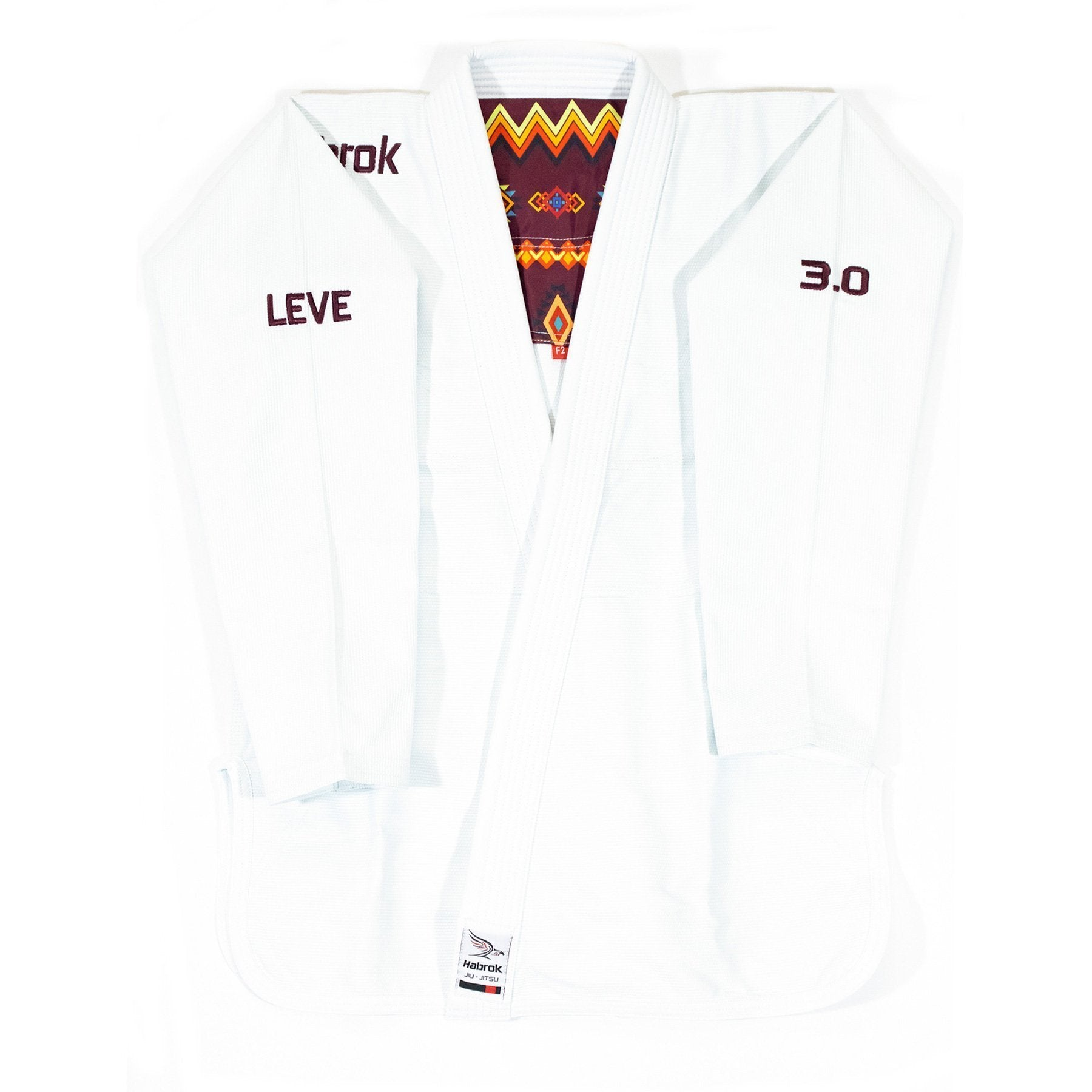 Leve 3.0 | Premium Ultra Light | BJJ GI | Women | White