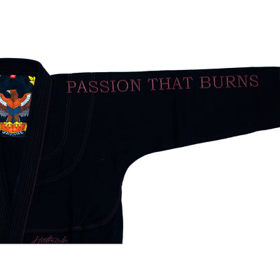 Passion 2.0 | Pro Comp | Signature GI | Men | Black