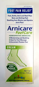 Arnicare FootCare Homeopathic Cream