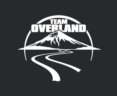 Team Overland Decal