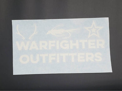 Warfighter Decal
