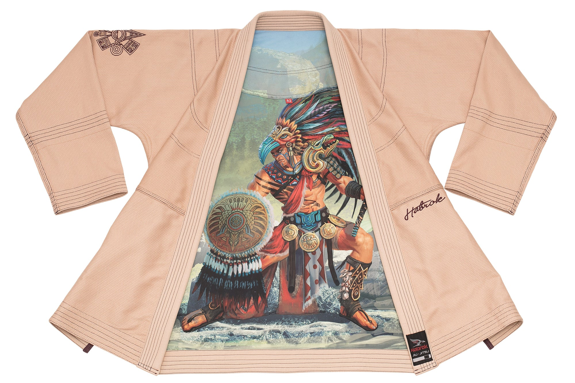 Aztec Gi | Men | Pugnatnor Series | Ergonomic Design