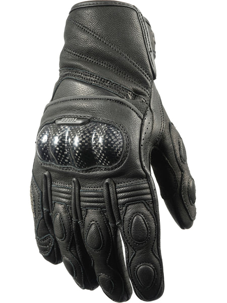 GUANTES TROY NEGRO