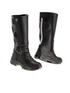 BOTAS MOTORIZADA FULL IRON CUERO