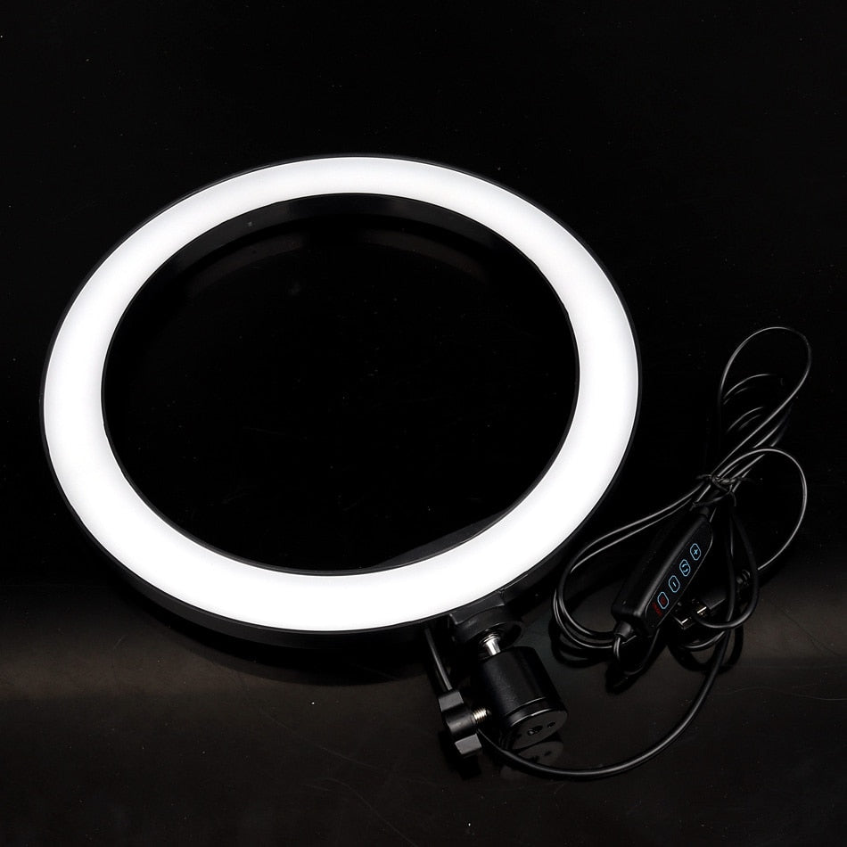 16/26cm Mini LED Ring Light