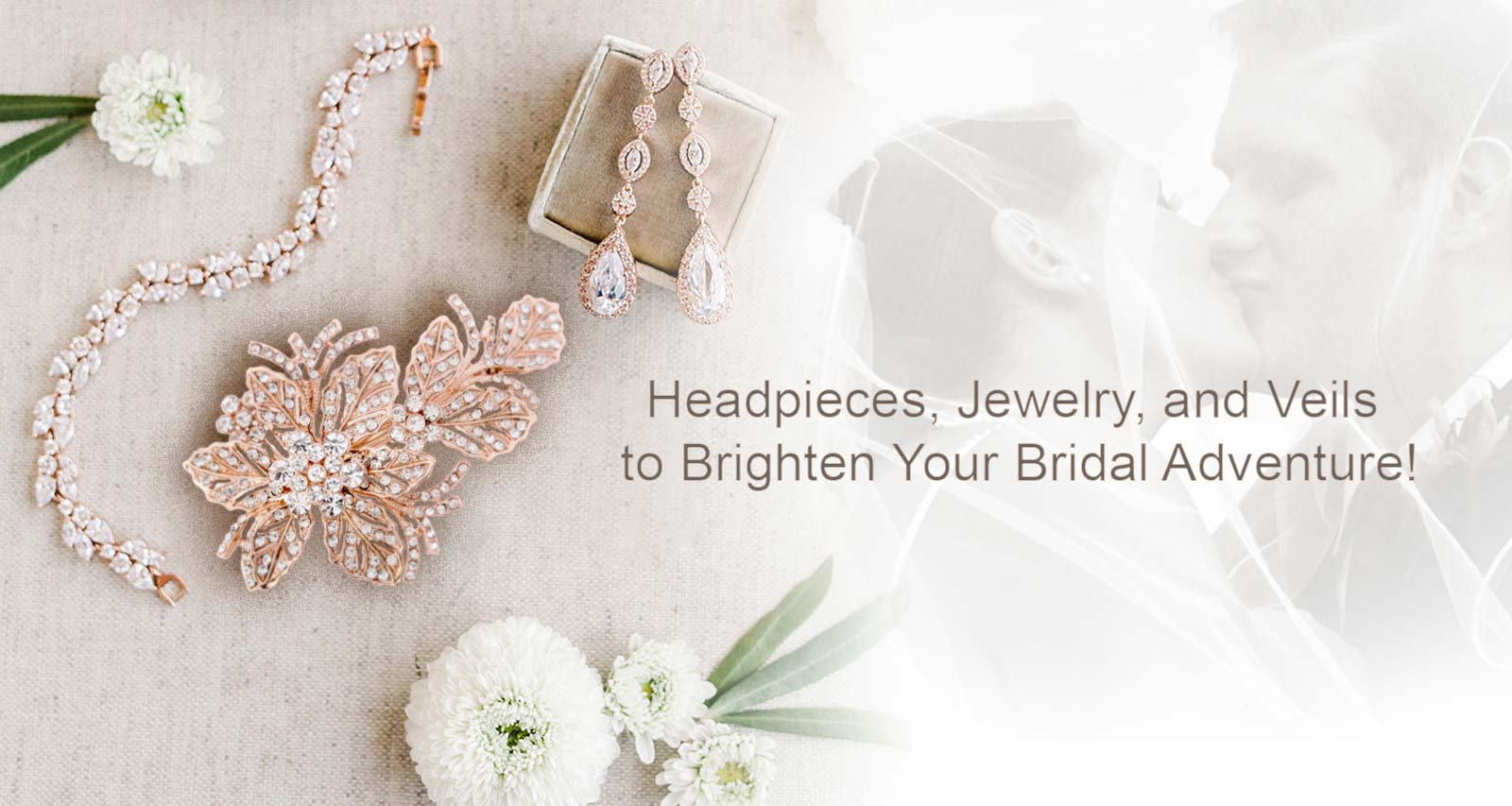 Wedding Bridal Accessories from Cassandra Lynne