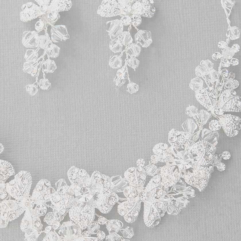 Wedding Jewelry Sets from Cassandra Lynne