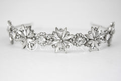 Vintage Inspired Wedding Tiara Headband